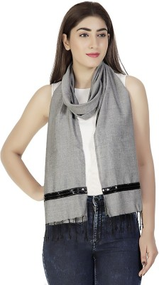 Gudi Embellished Viscose Women's Scarf