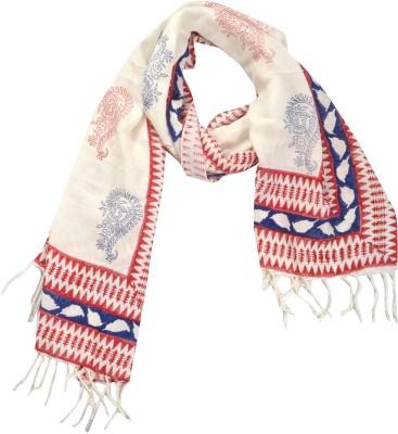 Cotton Treat Printed Viscose Women's Stole