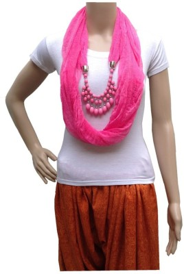 Grace Fashion Villa Solid Polyester Women,s Scarf