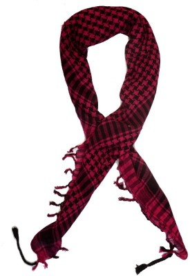 Add to Style Checkered Cotton Women's Scarf