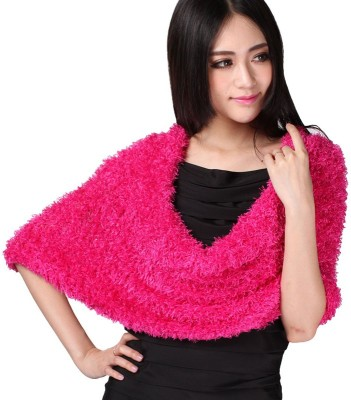 Everything Imported Woven Bamboo Fiber Women's Scarf