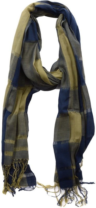 Dushaalaa Checkered Coton Women's Scarf