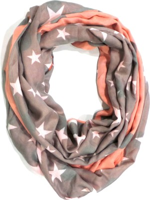 Zapia Printed Polyester Women's Scarf
