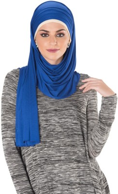 Scarves & Glitters Solid Jersey Women's Scarf