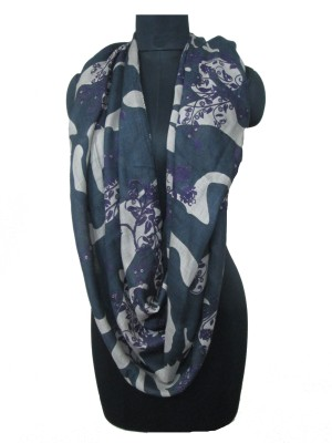 I Am For You Printed Viscose Women,s