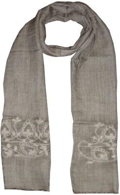 Dream Fashion Solid Linen Women's Stole
