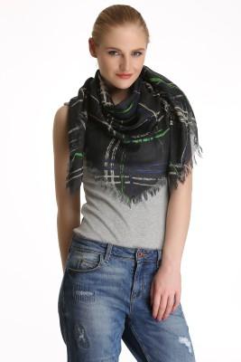 Cool Threads Printed 100%Cviscose Women's Scarf