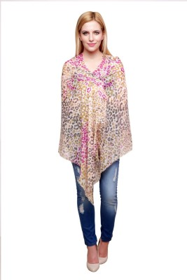 Chiktones Graphic Print Polyester Women,s Stole