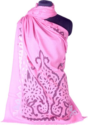 Semantika Embroidered Cashmere Blend Women's Stole