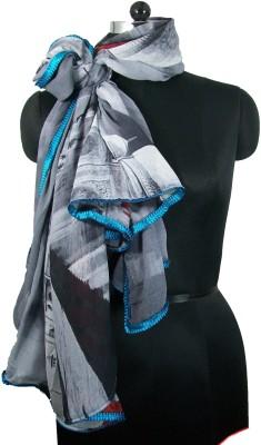 Sakhi Styles Printed Polyester Women's Scarf