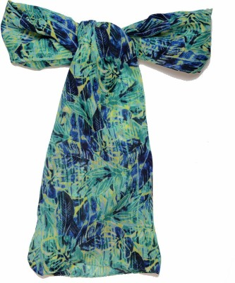 HOS Designs Printed 100% Polyester Women's Stole