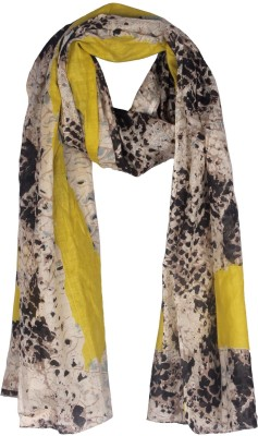 True Fashion Animal Print Polyester Women's Scarf