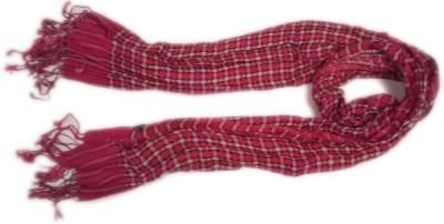 Islamic Attire Checkered Cotton blend Women's Scarf