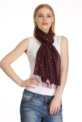 COOL THREADS Printed POLYESTER Women's Scarf