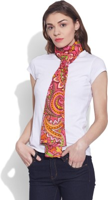 Very Me Printed Cotton Voile Women,s Scarf