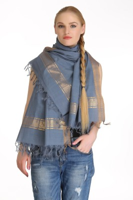 Cool Threads Solid Cotton Women's Scarf