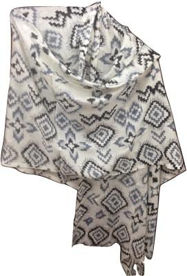 KaSikh Animal Print Cotton Women's Stole