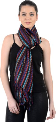 By Maaa Applique Cotton Women's Stole