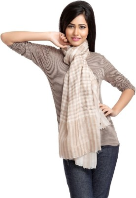 Aapno Rajasthan Checkered Wool Women,s