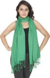 Anekaant Solid Viscose Women's Stole