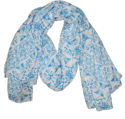 Shawls Of India Graphic Print Polyester Women's Scarf