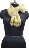 Mind The Gap Solid Viscose Women's Stole
