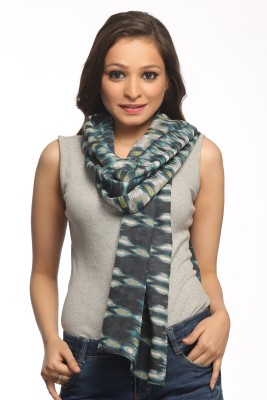Cool Threads Graphic Print Polyester Women's Scarf