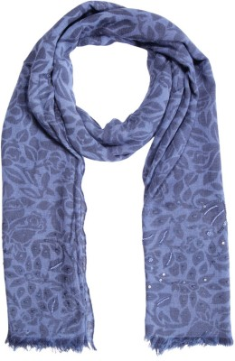 Knot Me Floral Print Wool Women,s