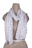 Schonz Printed Cotton Women's Scarf
