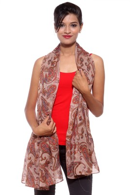 Covetindia Embellished Cotton Womens Stole