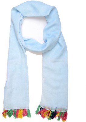 Add to Style Embroidered Cotton Women's Scarf