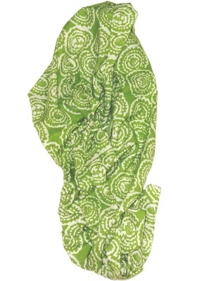 Hand to Hearts Printed Cotton Women's Scarf