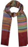 Hermosa Designs Striped Pashmina Girls S...