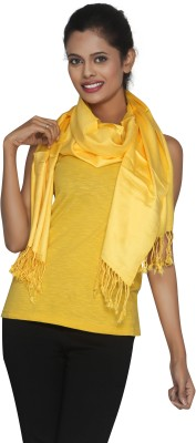F Fashion Stylus Solid Pashmina Women,s Scarf
