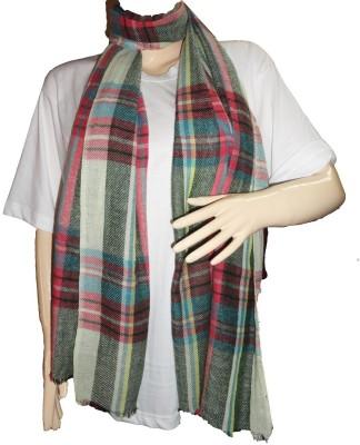 Dream Fashion Printed Woolen Women's Stole