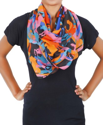 Stylehoops Graphic Print Polyester Women's Scarf