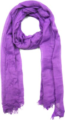 SCARFKING Solid POLYESTER Women's Scarf