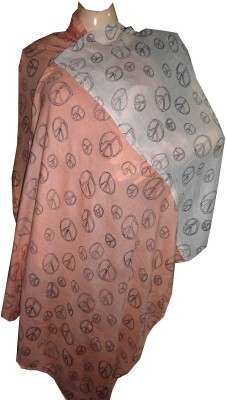 Dream Fashion Printed Rayon Women's Stole