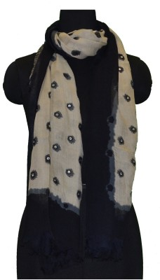 COURTLY LOVE Embellished VISCOSE Women's Stole