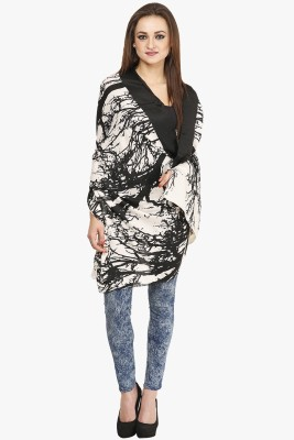Citypret Printed Polyester Women's Stole