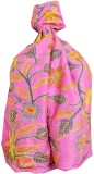 GiftPiper Embroidered Tussar Silk Women'...
