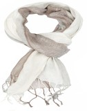 IRACC Solid Cotton Men's Scarf