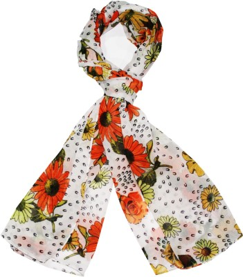 Indian Fashion Guru Printed Pure Georgette Womens Stole