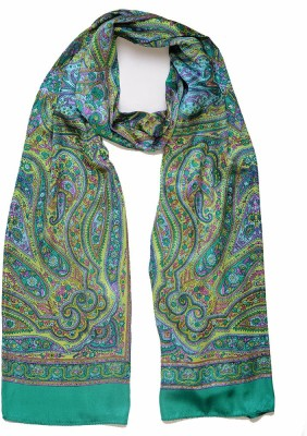 Add to Style Printed Satin Women's Scarf