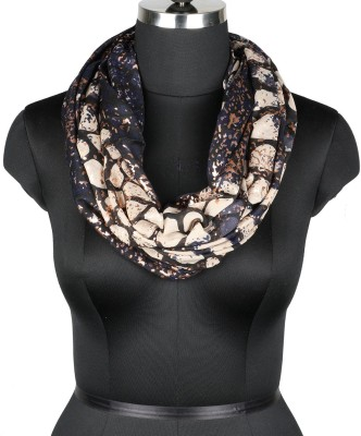 IR Acc Printed Polyester Women's Scarf