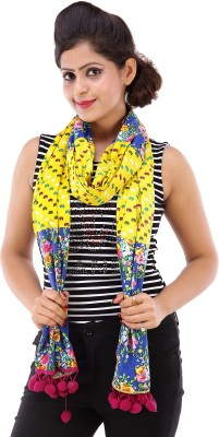 House of Tantrums Printed Viscose Women's Stole