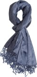 Get Wrapped Solid Pashmina Women's Stole