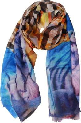 Super Drool Printed Woolen Women's Stole
