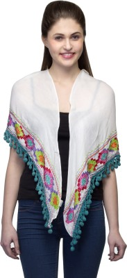 One Femme Solid Viscose Women's Stole