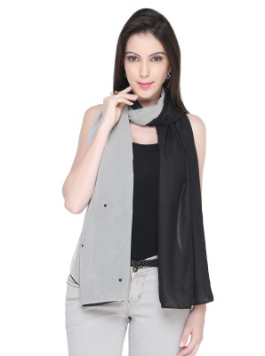Bedazzle Solid Cotton Women's Scarf